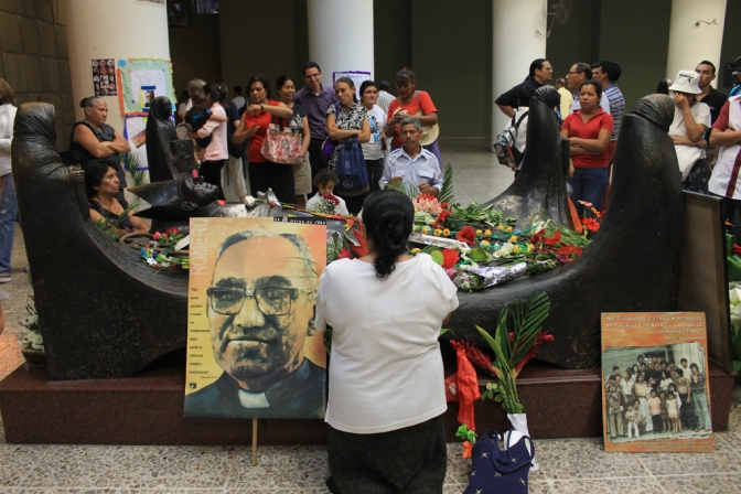 City tour Monseñor Romero