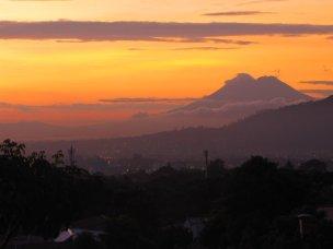 Amanecer San Salvador