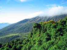 Faldas del Cerro Verde, Santa Ana