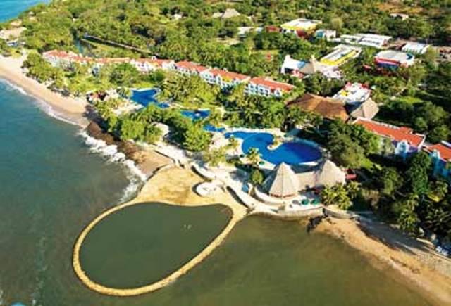 Hoteles de playa en el país