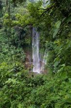 Siete Cascadas en Juayua