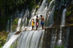 Siete Cascadas, Juayúa