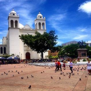 Catedral Metropolitana, San Salvador