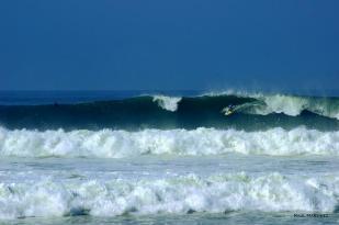 Playa El Sunzal, La Libertad