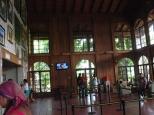 The lobby, Hotel Telamar