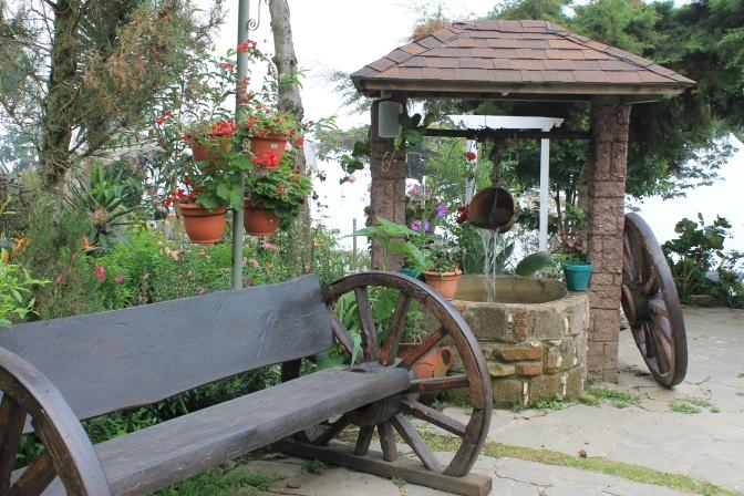 Linda Vista Gardens, un lugar cerca del cielo