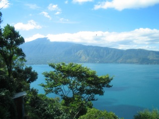 1- Lago de Coatepeque