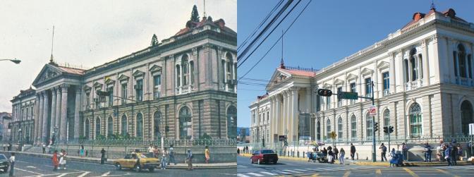 Siete imágenes para extrañar al viejo San Salvador