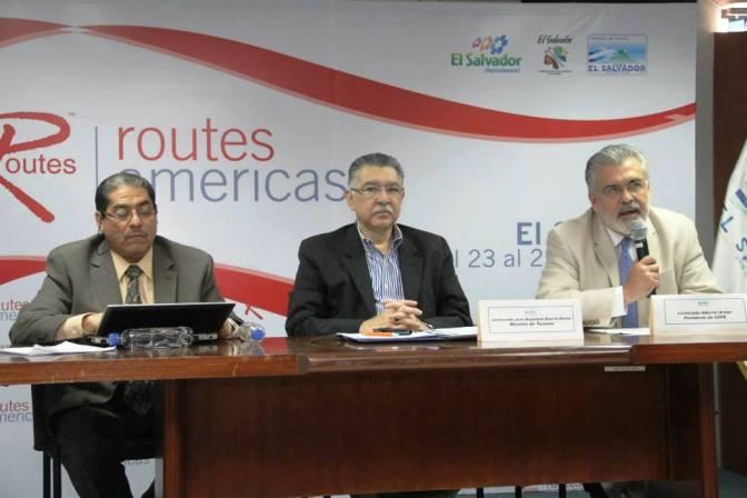 TODAS LAS LINEAS AÉREAS DEL MUNDO REUNIDAS EN EL SALVADOR EN ROUTES AMERICAS 2014