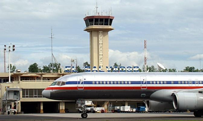 Aprueban cambio de nombre al aeropuerto de El Salvador