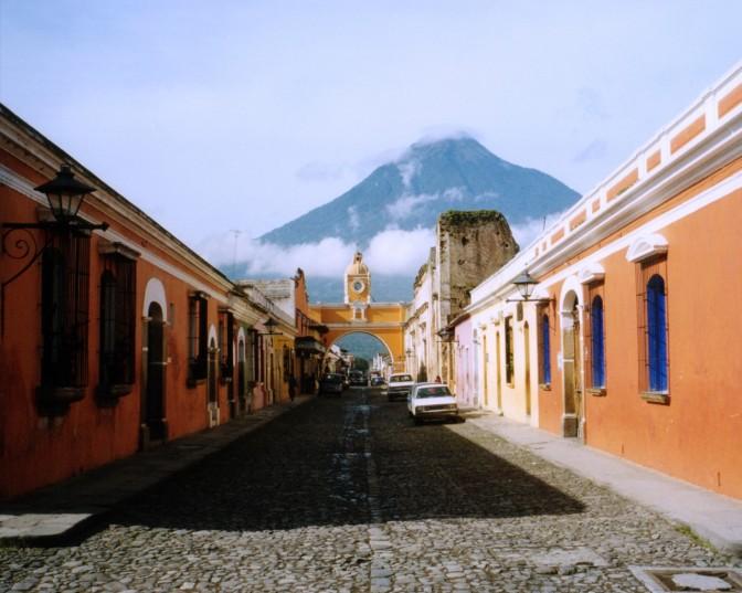 Vámonos para Guate de vacaciones