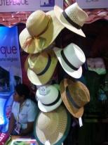Sombreros hechos a mano de Cojutepeque