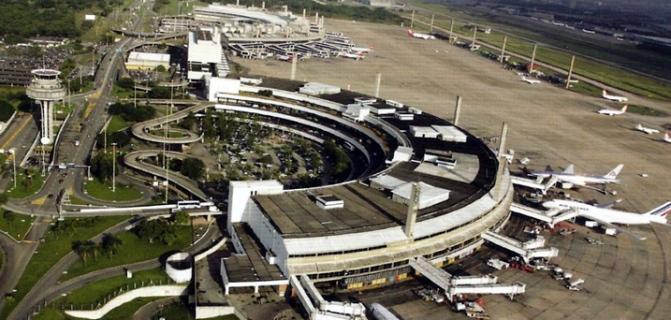 El Salvador se promociona en aeropuerto de Brasil