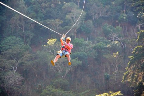 Foto de Apaneca Canopy Tour