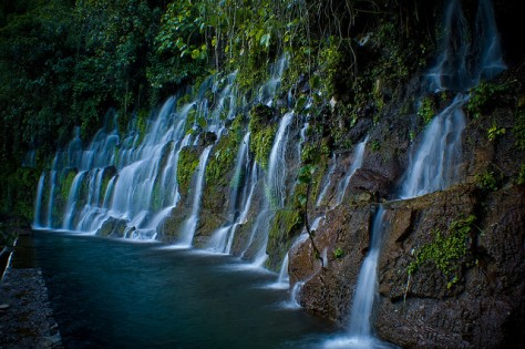 Los Chorros de la Calera, Juayua
