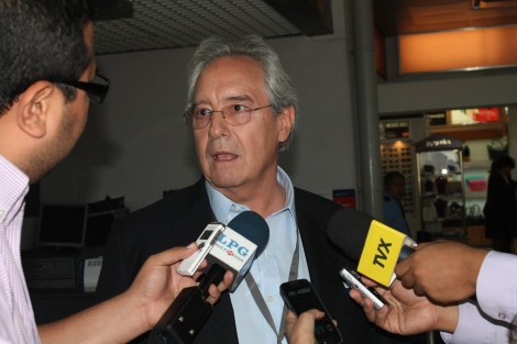 Roberto Kriete, Director de la Junta Directiva de Avianca Holdings S.A Foto Juan Borja
