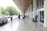 Aeropuerto internacional Monseñor Oscar Arnulfo Romero. Foto Juan Borja