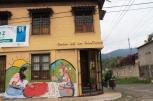 La casa de la cultura de Jayaque.