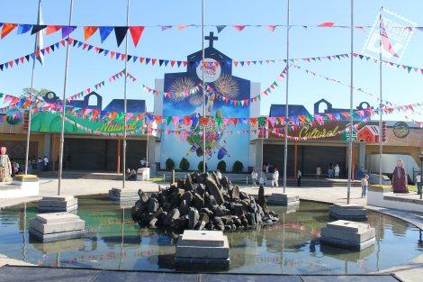 Feria de Pueblos Vivos 2014.
