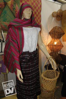Vestuario típico de la región norte de El Salvador.