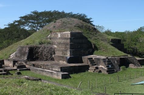 Sitio Arqueológico San Andrés