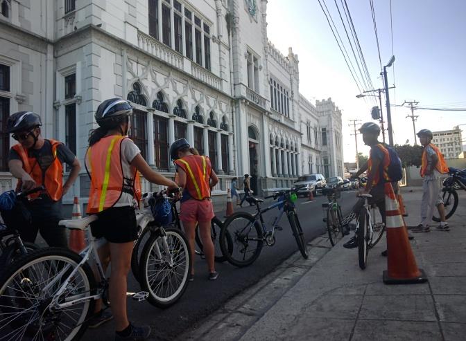 Tres rutas en bici para descubrir El Salvador