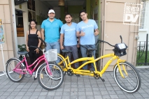 Staff de Bike A Tour.