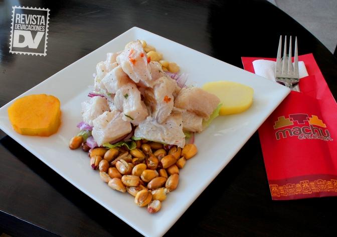 Machu Chicken o el por qué la comida peruana nunca es mala idea