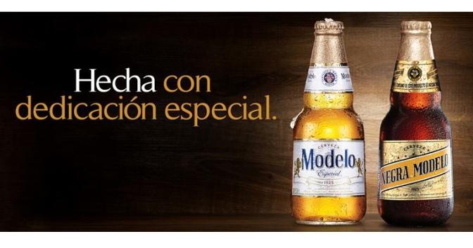 Llega cerveza Modelo a El Salvador