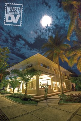 Boca Olas Resort, playa El Tunco.