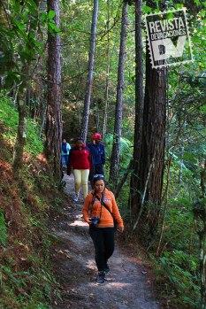 Caminata al río Sumpul.