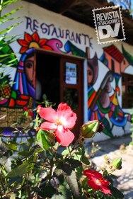 Hotel y Restaurante La Palma, Chalatenango.