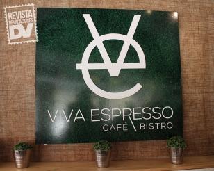 Nuevo logo de Viva ESpresso.