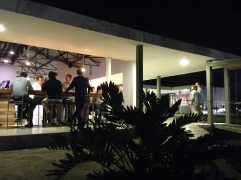 RESTAURANTE BENITO. Col. San Benito. Cortesia Restaurante. U. (19)
