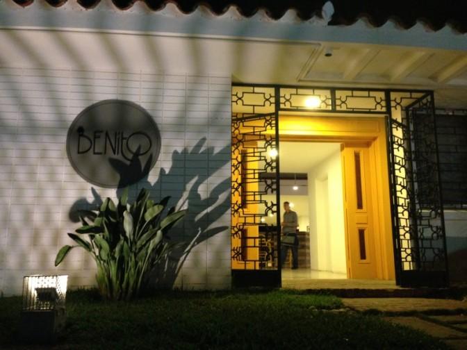 Benito: más que un restaurante, la casa de un amigo
