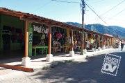 Calle principal de Apaneca