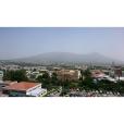Polvo Sahara en San Salvador